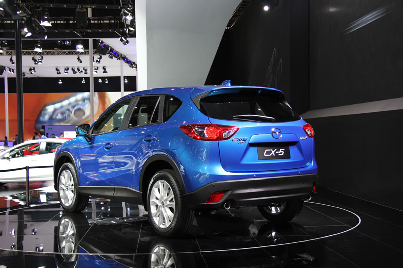 马自达cx5今夏上市 先进口后国产-汽车频道-和讯网