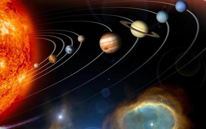 图:美国公布地球素颜照