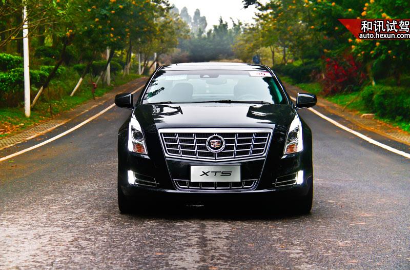 和讯试驾上海通用凯迪拉克xts 豪车新选择