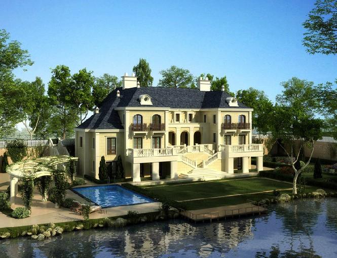 从观点的豪宅看,等号不不是与大坪数划上风水,也光是别墅的代名词,它高尔夫球会观澜别墅区图片