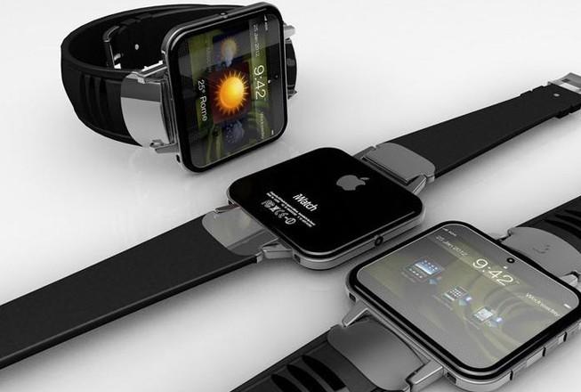 苹果iwatch智能手表概念图赏
