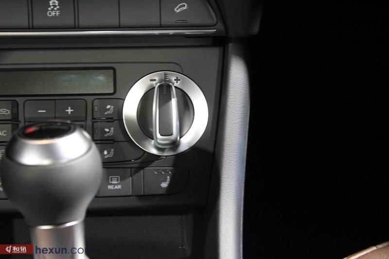 新款奥迪Q3南京车展亮相高清图片